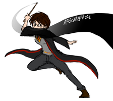 Pottermore by iAlly