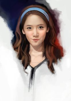 Snsd Yoona by MySelfPortrait