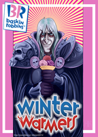 Arthas and baskin robbins by AyrinKey