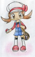 Heart Gold-Soul Silver Girl by Mushroom-Cookie