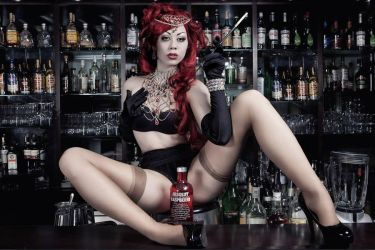 Vodka Fairy by Ophelia-Overdose