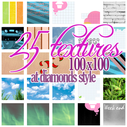 Icon Textures 01 by CrazyDD