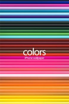 Colors - iPhone and iPod touch by j415