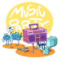 MusicParty! by lost-angel-less