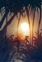 You, me, Hawaii. by PascalCampion