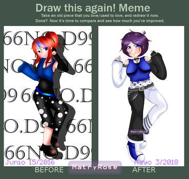 -MEME- Before And After - D - Chan Reference by 524MatryRosenyu