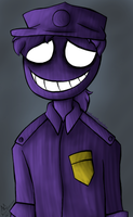 Purple Guy aka Vincent by MidnightFreakShow