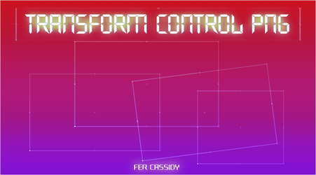 Transform Control 4 PNG by fercassidy