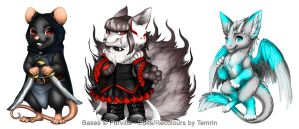 Furvilla Painties Batch 2 by Temrin