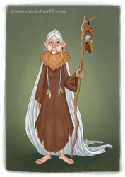 Marten Witch by kalmita