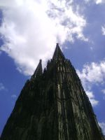 Cologne Cathedral III by HakuGen