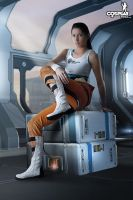 Portal inspired - 1 by cosplayerotica