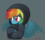 Hoodie by 8-Xenon-8