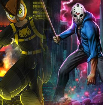 Delirious and Vanossgaming! by WolfieSwag213