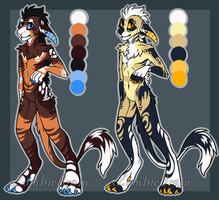 Vernid Character Adopt [OPEN] by xZombieBrain