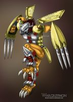 Wargreymon - Digimon Adventures by Silent-Neutral
