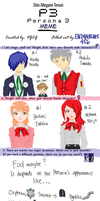 Persona 3 Meme XD by pencilhigh