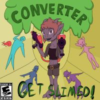Converter Poster: Video Game TG Contest Entry by tmansl997