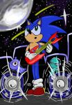 Sonic Time to Rock by MIRAGE-5X5