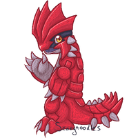 Little Groudon