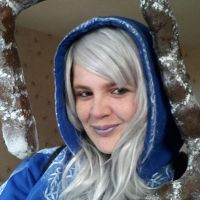 My Fem!Jack Frost Cosplay by casio1241