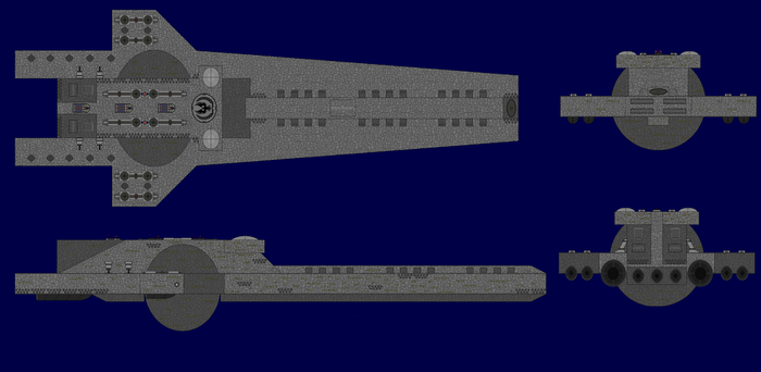 Supremacy-Class Carrier by NRE86