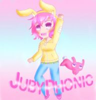 JubyPhonic by Cynder2012