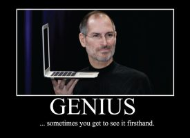 Steve Jobs Inspirational by eevank