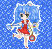 * REDUCED PRICE * ADOPTABLE Sonic Inspired-(CLOSE) by CritterPunk