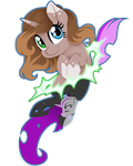 Gift: Storm Destiny - Sticker  by TheArtsyEmporium