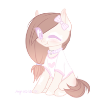 #2 Pony Adoptable |CLOSED| by Mia-Marshmallow