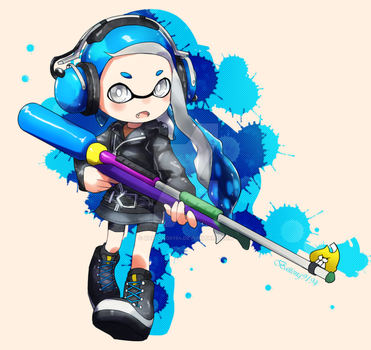 My Inkling by Baitong9194