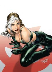 Rogue unused cover ish 2 by guisadong-gulay