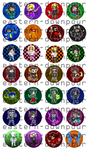 Homestuck Buttons by khiro