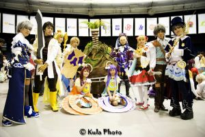 Cosfest'10: Eternal Sonata by Itchy-Hands