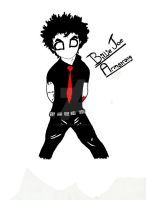 Green Day Cartoons by PunkAsFcuk82