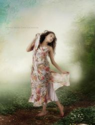 Always fallow your heart by CindysArt