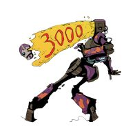 3000! by DarkMechanic