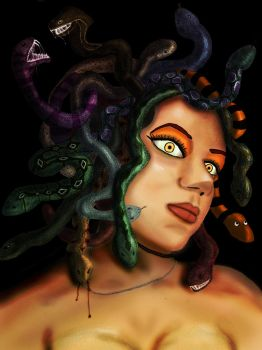 Medusa by Grindolf