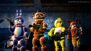 The Indestructibles by DimensionalSkull