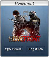 Homefront - Icon 2 by Crussong