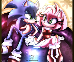 Sonic's naughty proposition by sonamy94fan