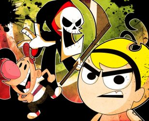 The Grim Adventures of Billy and Mandy by xeternalflamebryx