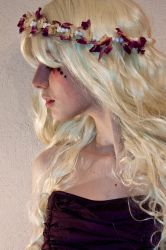 Angel Wings-V.Frances cosplay by LetzteSchatten-stock