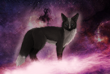 Alpheus Pyxhae, my fox character by Astusapes