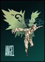 Angel by Fred-H