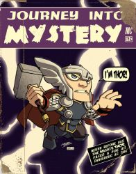 I'M THOR by KidNotorious by VPizarro626