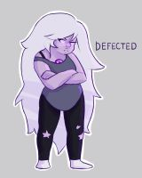 amethyst. by NinthVerrine