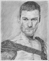 Spartacus-Andy Whitfield by bclara88