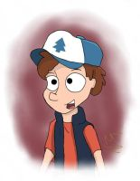 Dipper by moonshoespotter123